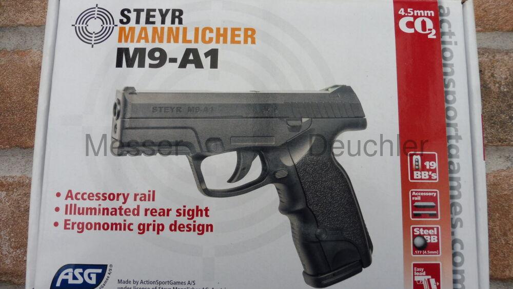 GSG Steyr M9A1 NBB