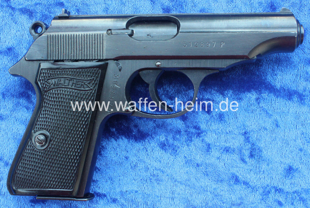 Walther / Zella - Mehlis PP