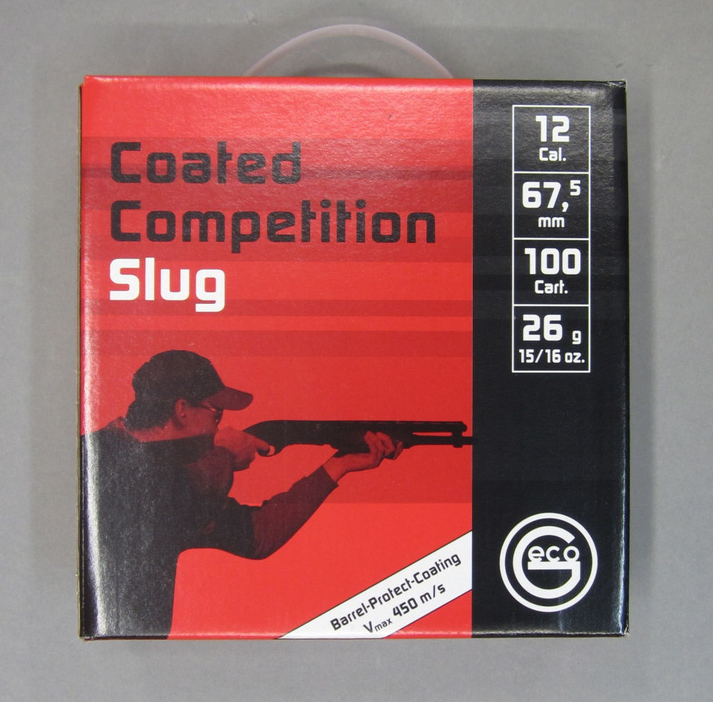 GECO SLUG COATED COMPETITION SLUG