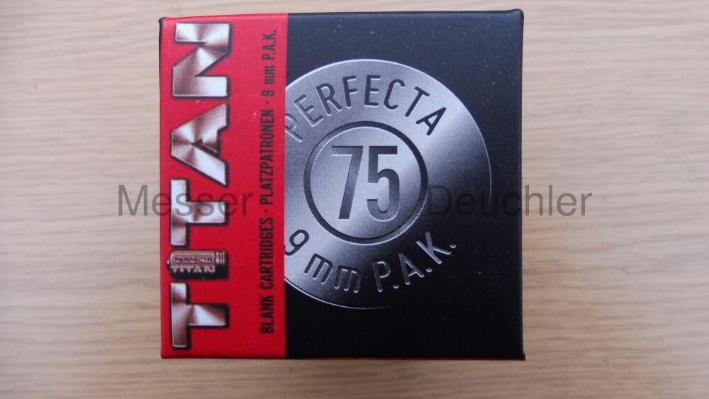 Umarex Perfecta Titan 75 75 Stück Packung