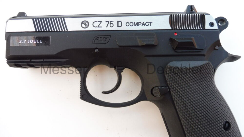 ASG CZ 75D CZ 75D Compact Dual Tone NBB
