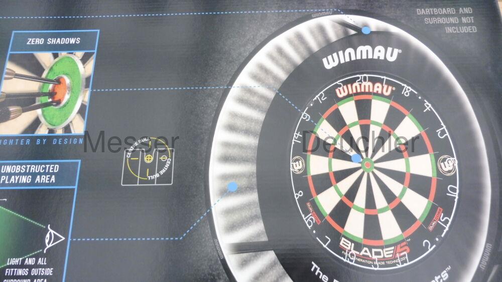 Winmau Plasma LED Dartboard Light