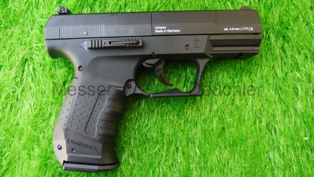 Luftpistolenset Umarex CPS Sport CPS Sport 4,5 mm Diabolo