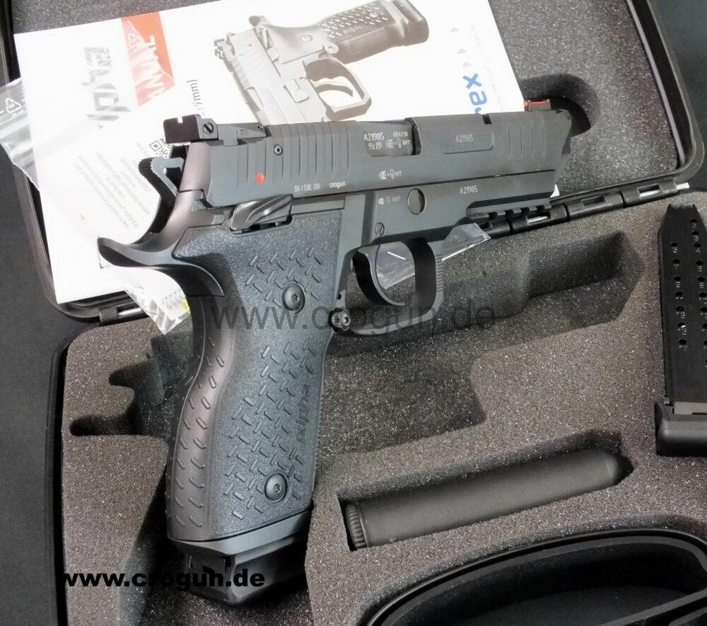 Browning B525 New Sporter1, Microschaft
